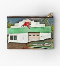 Fill'r Up Zipper Pouch