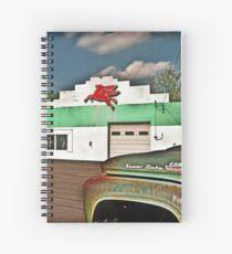 Fill'r Up Spiral Notebook