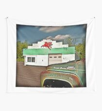 Fill'r Up Wall Tapestry