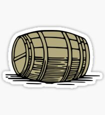 Big Barrel Sticker