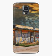 Jackson Mississippi Sky looms over McLean Texas Case/Skin for Samsung Galaxy