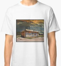 Jackson Mississippi Sky looms over McLean Texas Classic T-Shirt