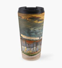 Jackson Mississippi Sky looms over McLean Texas Travel Mug