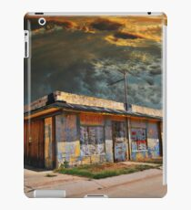 Jackson Mississippi Sky looms over McLean Texas iPad Case/Skin