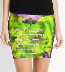 Blessings Mini Skirt