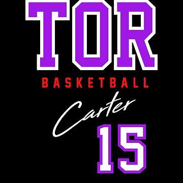 Vince Carter, Toronto Basketball by BonafideIcon