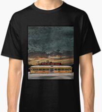 Vicksburg Mississippi Sky over the Highland Park Diner, Rochester Classic T-Shirt