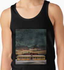 Vicksburg Mississippi Sky over the Highland Park Diner, Rochester Men's Tank Top