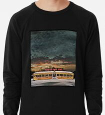 Vicksburg Mississippi Sky over the Highland Park Diner, Rochester Lightweight Sweatshirt