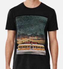 Vicksburg Mississippi Sky over the Highland Park Diner, Rochester Premium T-Shirt