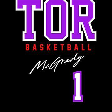 McGrady, Toronto Basketball  by BonafideIcon