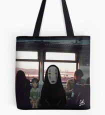 Studio Ghibli Spirited Away Tote Bag
