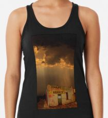 Charlie's Radiator Service, Milan, New Mexico Women's Tank Top