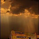 Charlie's Radiator Service, Milan, New Mexico by Christine Elise McCarthy
