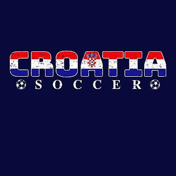 Croatian Soccer by IDDInc