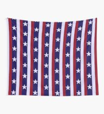 Stars and Stripes Forever Wall Tapestry