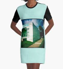 Denver, Colorado Graphic T-Shirt Dress