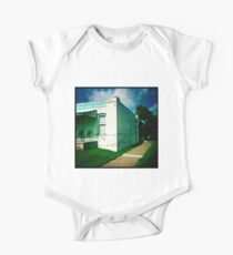 Denver, Colorado Short Sleeve Baby One-Piece