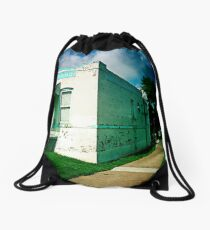 Denver, Colorado Drawstring Bag