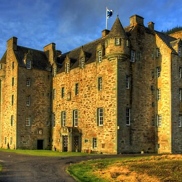 Menzies Castle by tomg