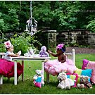 Tea Party fit for a couple of Princesses by Kristen  Byrne