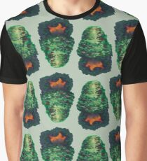 TREE PATTERN Graphic T-Shirt
