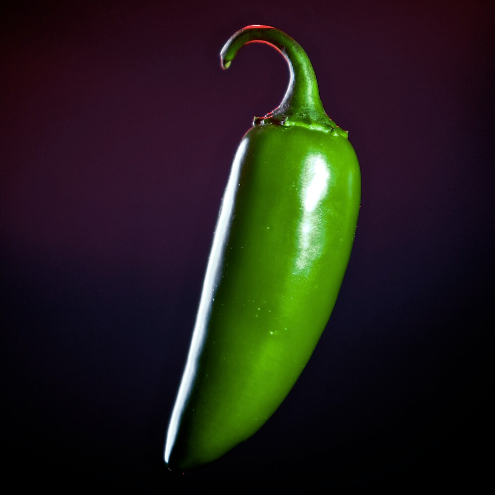 Jalapeno Pepper by Drew Gregory
