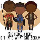 «Héroes» de Jen  Talley