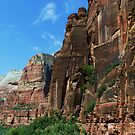 Zion Rocks!! by Martina Fagan