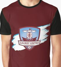 Galway United FC Graphic T-Shirt