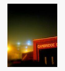 Cambridge Photographic Print