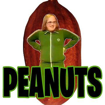 Peanuts, Peanuts, Peanuts by loganferret