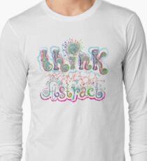 Think Abstract T-Shirt