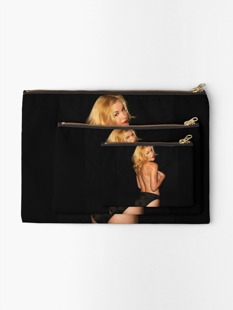 Alternate view of Are You Decent? Zipper Pouch
