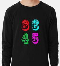 86 45 - Impeach Trump Lightweight Sweatshirt