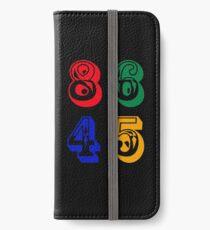 86 45 - IMPEACH TRUMP iPhone Wallet/Case/Skin