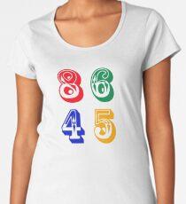 86 45 - IMPEACH TRUMP Women's Premium T-Shirt