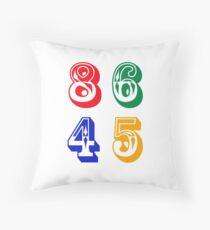 86 45 - IMPEACH TRUMP Throw Pillow