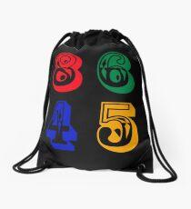 86 45 - IMPEACH TRUMP Drawstring Bag
