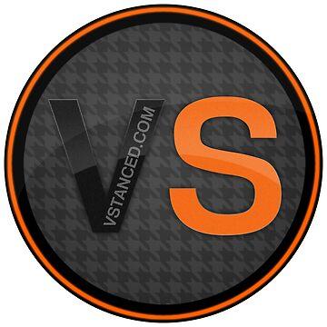 VStanced Badge - Sticker by BBsOriginal
