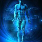 Quantum Genetic Engineering by Cliff Vestergaard