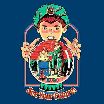 Sieh deine Zukunft von stevenrhodes