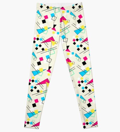 Squares and Triangles Leggings