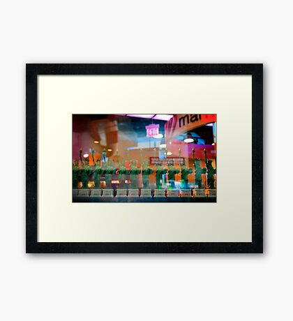 Liberty for sale Framed Print