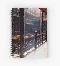 Bradbury Building Spiral Notebook