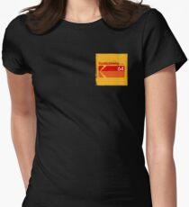 Kodak Kodachrome Women's Fitted T-Shirt