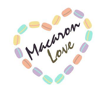 Macaron Love by stuch75