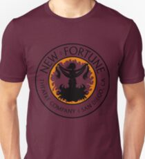 New Fortune Theatre Swaggery Slim Fit T-Shirt