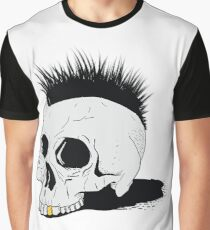 Rock n' Skull Graphic T-Shirt