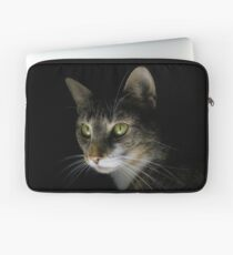 Caturday Portait Laptop Sleeve
